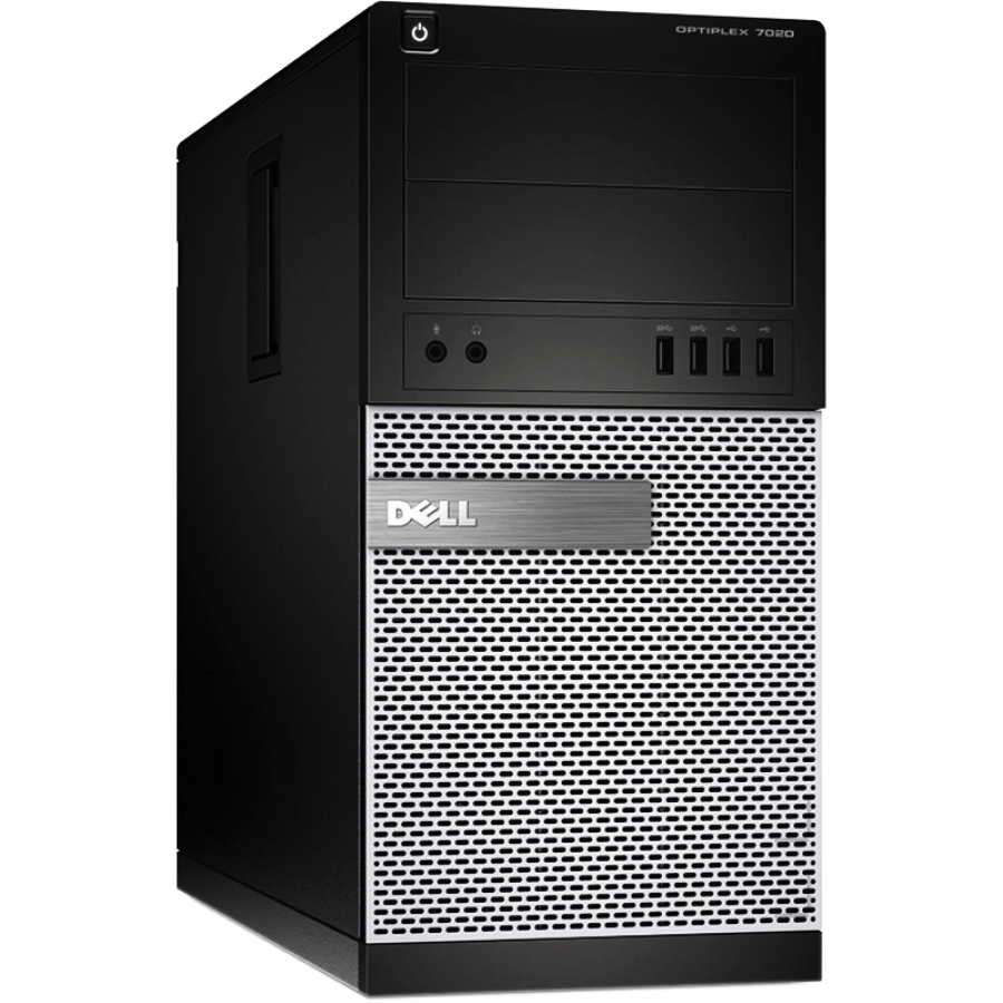 Refurbished Dell 3020/i3-4160/8GB RAM/500GB HDD/DVD-RW/Windows 10/B