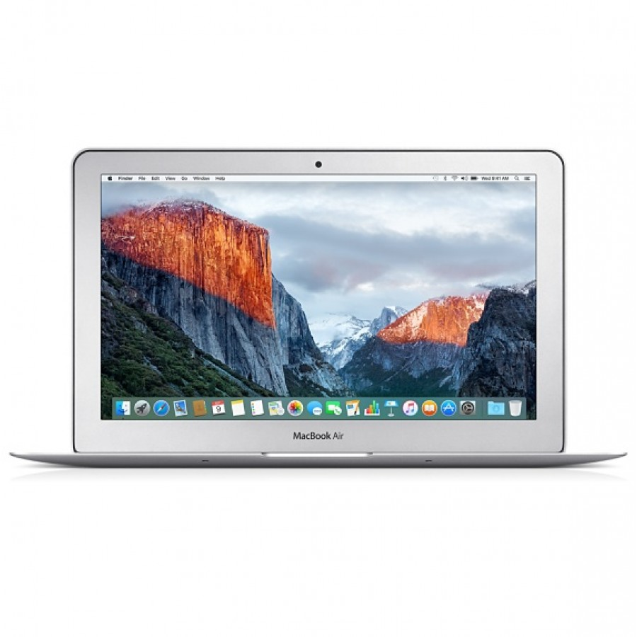Refurbished Apple MacBook Air 11.6-Inch, Intel Core i5-5250u, 256GB Flash, 4GB RAM, Intel HD 6000 - (Early 2015), A