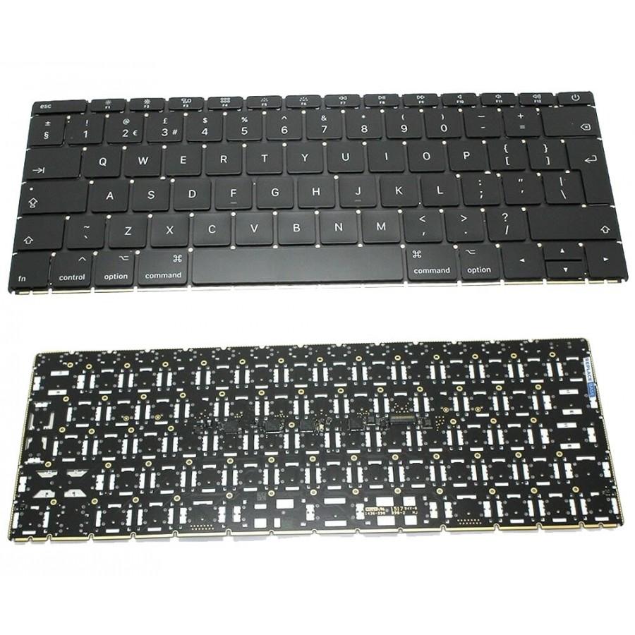 Refurbished Apple MacBook keyboard 12 inches-Early 2015, A+