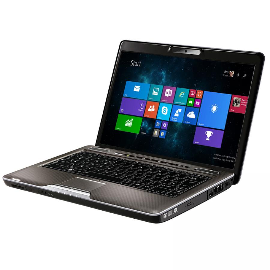 Refurbished Toshiba Satellite Pro U500-18k Laptop - Intel Core 2 Duo, 4GB RAM 500GB HDD, Nvidia G210m , B