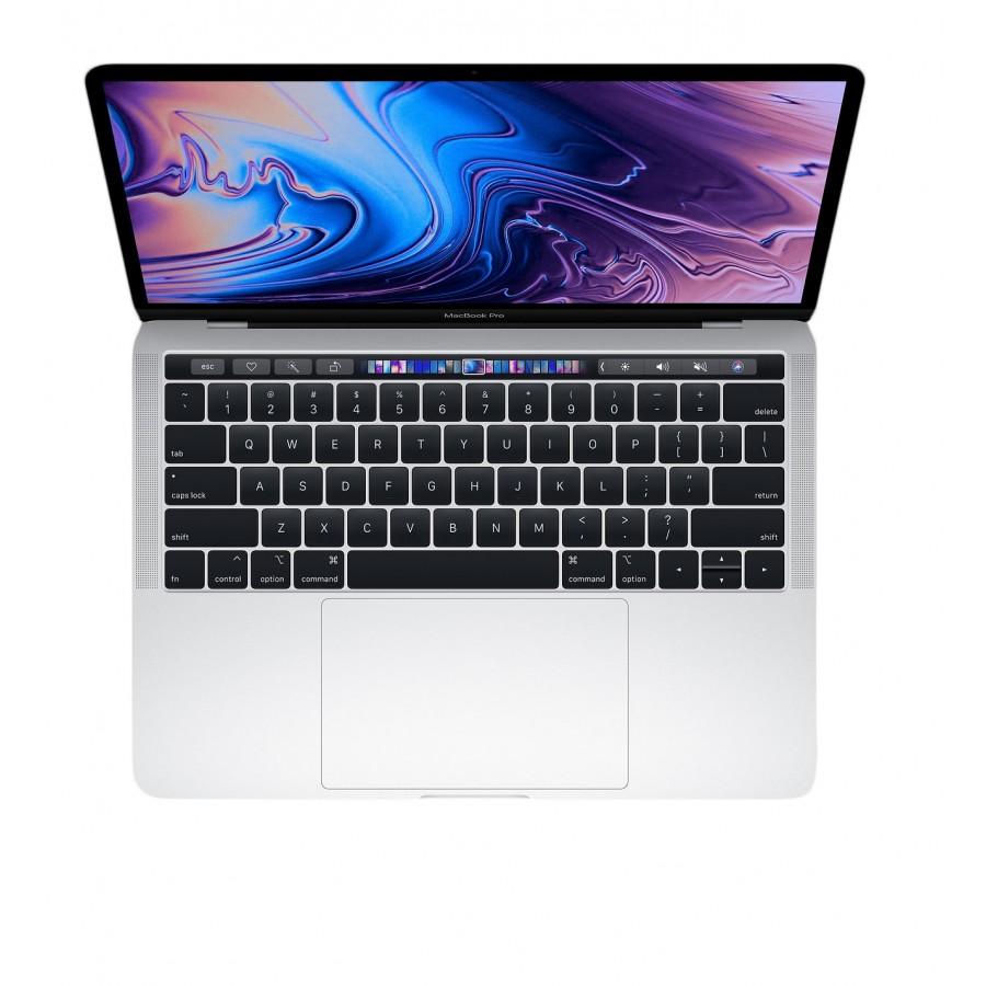 "Refurbished Apple MacBook Pro ""Core i5"" 2.3Ghz 13"" 16GB RAM, 256GB SSD, Intel Iris Plus Graphics 655 Silver- (Mid-2018), A+"