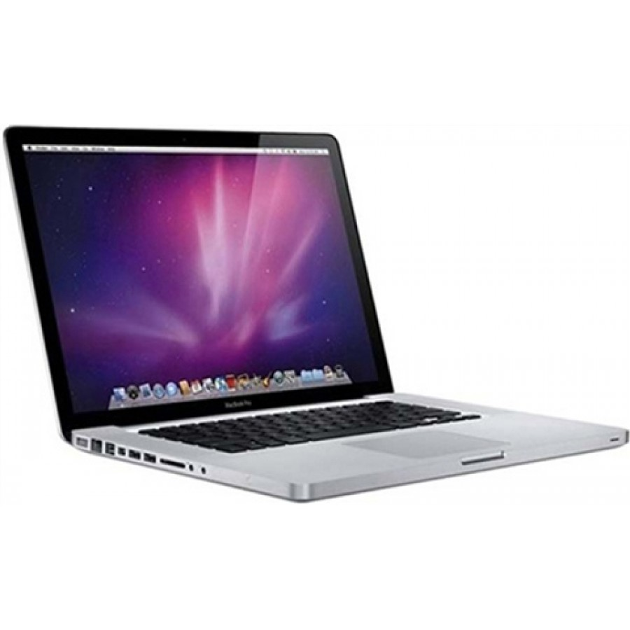 Refurbished Apple MacBook Pro 6,2, 15-inch, 520M, 4GB RAM, 320GB HDD, Nvidia 330M, Unibody, B, (Mid - 2010)