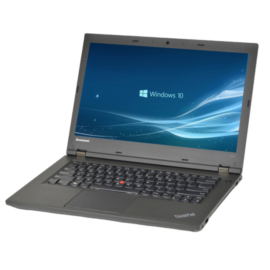 Refurbished Lenovo ThinkPad L440/Intel i3-4300M/4GB RAM/500GB HDD/14-Inch/Windows 10 Home/B