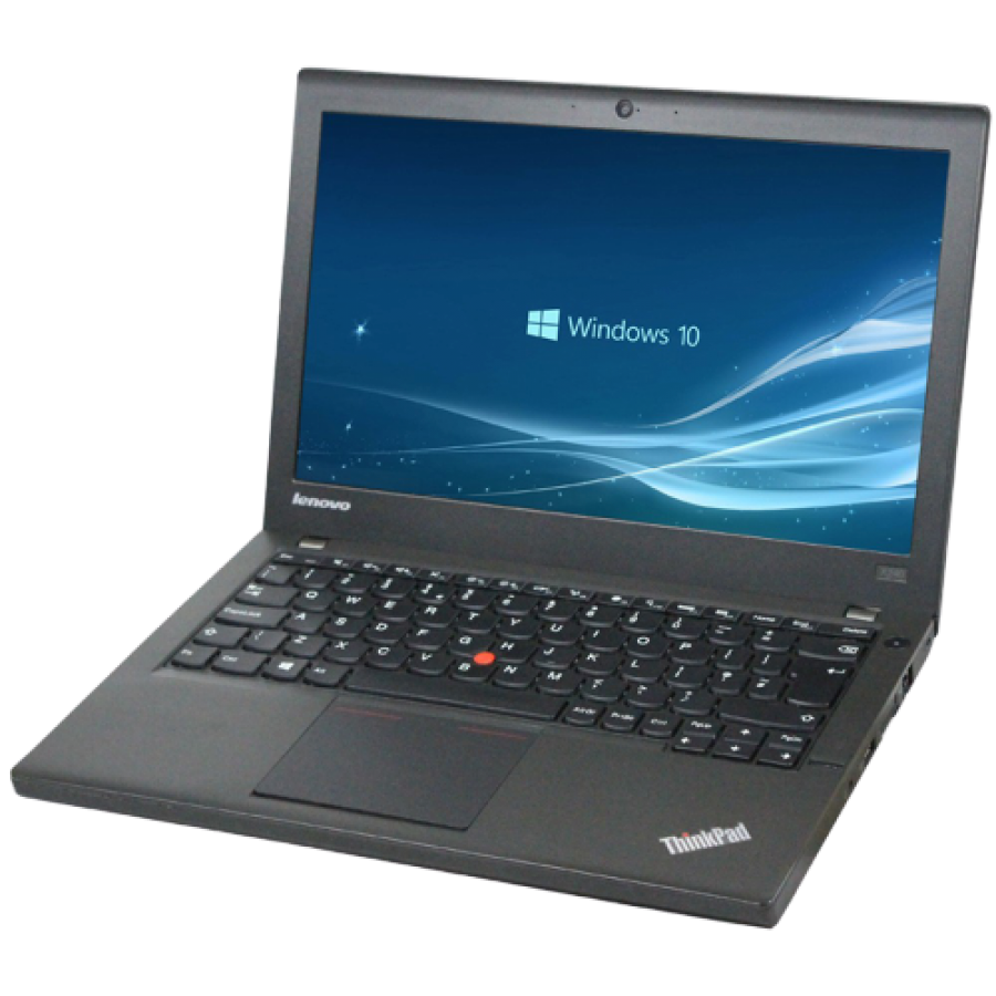 Refurbished Lenovo ThinkPad X240/Intel i5-4200U/4GB RAM/320GB HDD/12-Inch/Windows 10 Home/B