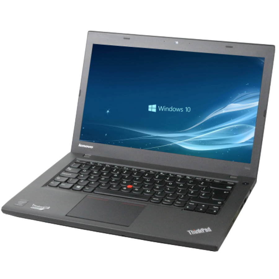 Refurbished Lenovo ThinkPad T440/Intel i3-4010U/4GB RAM/320GB HDD/14-Inch/Windows 10 Home/B