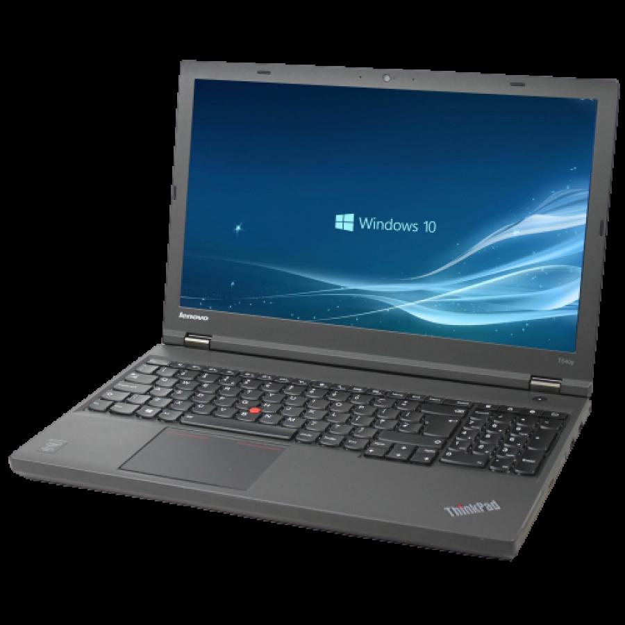 Refurbished Lenovo ThinkPad T540P/Intel i5-4200M/4GB RAM/500GB HDD/15-Inch/Windows 10 Home/B