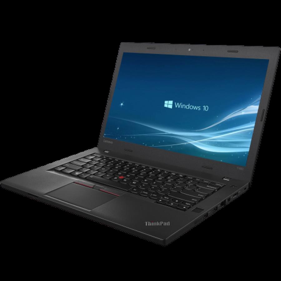 Refurbished Lenovo ThinkPad T460/Intel i5-6300U/8GB RAM/128GB SSD/14-Inch/Windows 10 Home/B