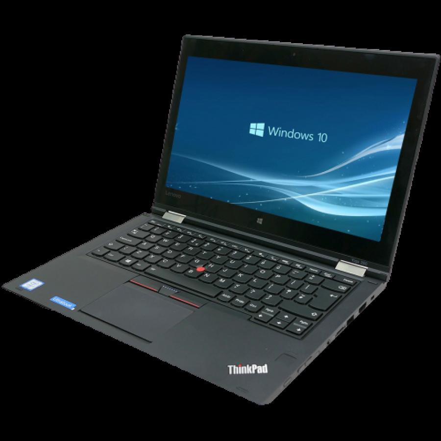 Refurbished Lenovo Yoga 260 Touch/Intel i5-6200U/8GB RAM/256GB SSD/12-Inch/Windows 10 Home/A