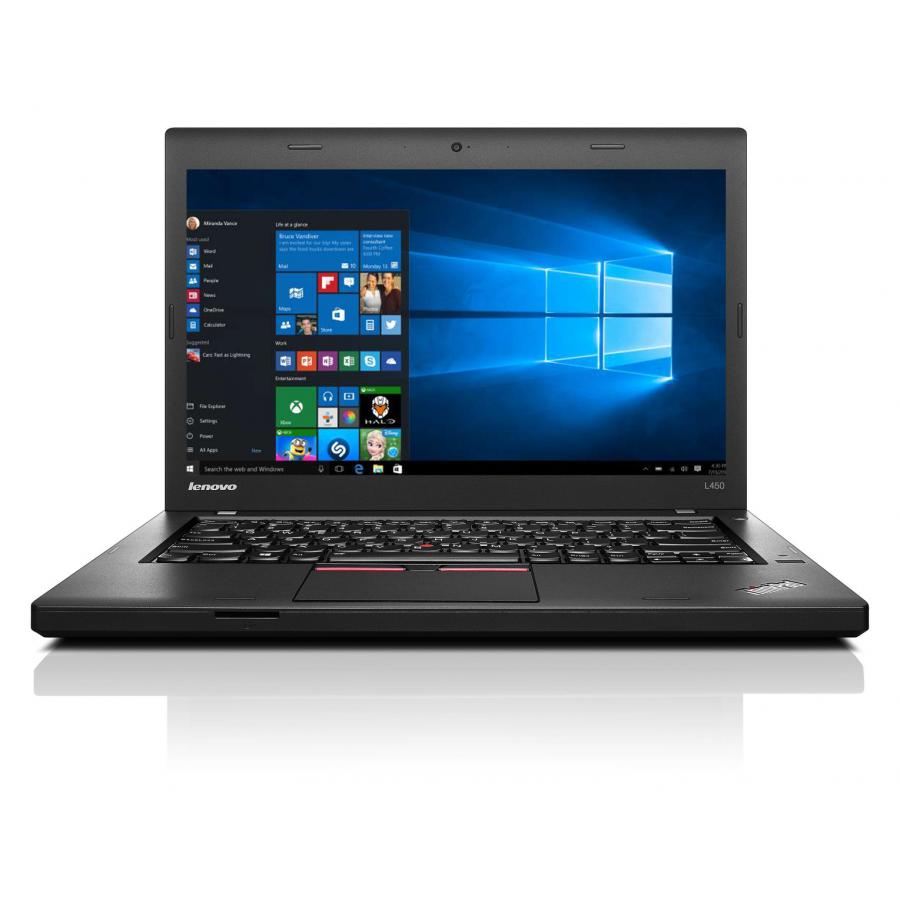 "Refurbished Lenovo T440P/i5-4300M/4GB RAM/500GB HDD/DVD-RW/14""/Windows 10/B"