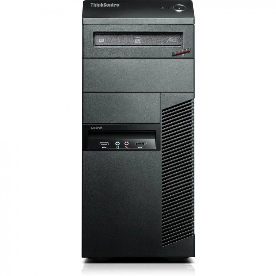 Refurbished Lenovo Thinkcentre M91P/i5-2400/4GB RAM/500GB HDD/DVD-RW/Windows 10/B
