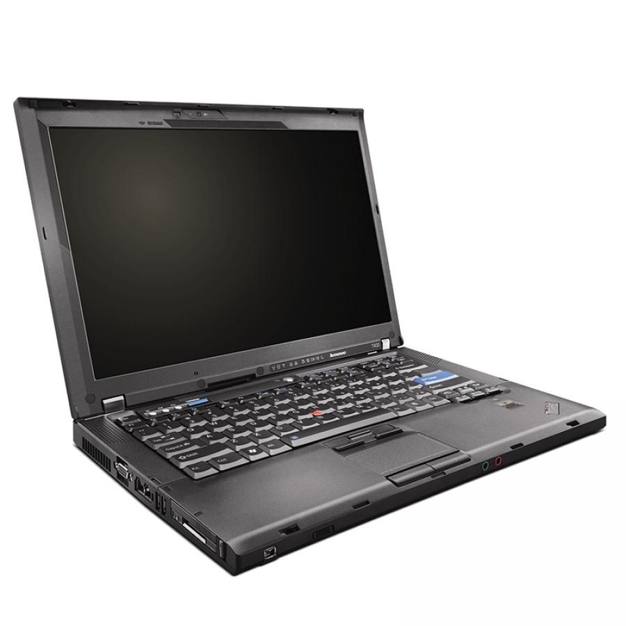 "Refurbished Lenovo ThinkPad T400/P8400/4GB RAM/160GB HDD/DVD/14.1""/Windows 10 Pro/B"