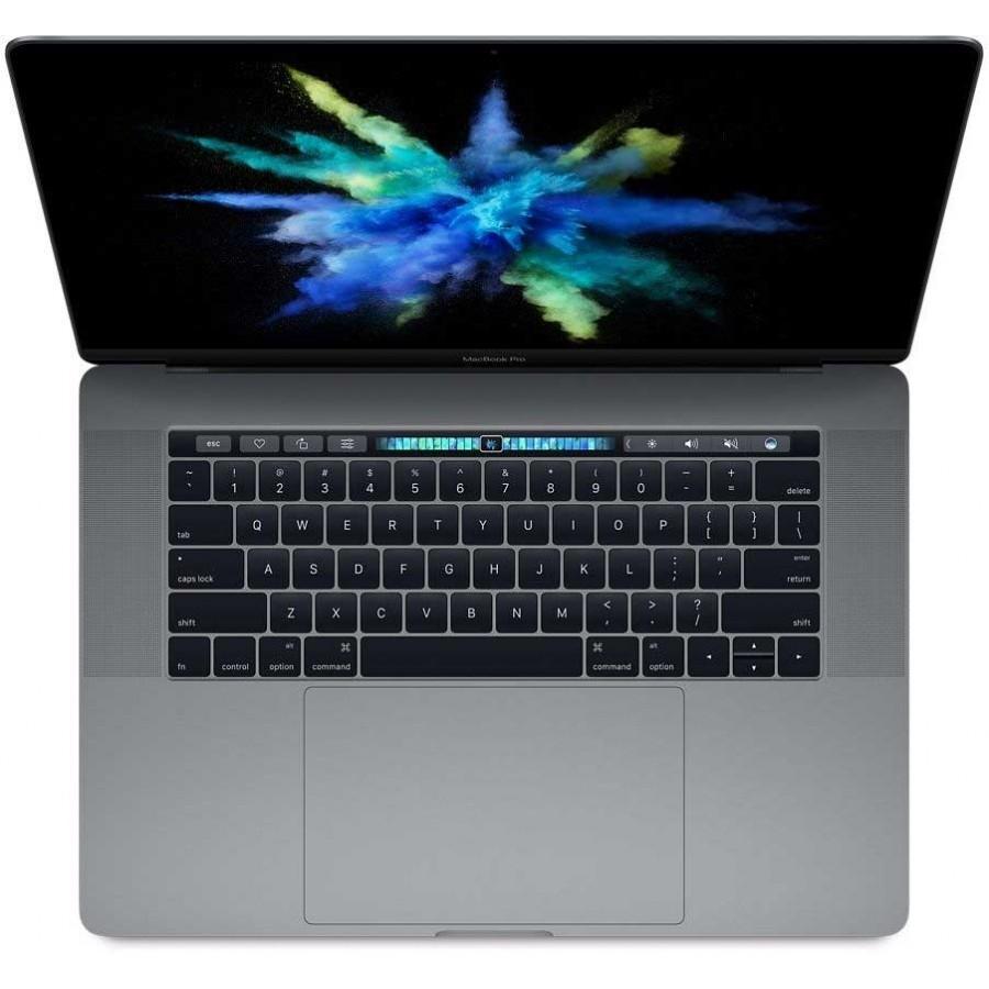 """Refurbished Apple Macbook Pro 14,3/i7-7920HQ/16GB RAM/256GB SSD/15""""/560 4GB/B (Mid 2017) Grey"""