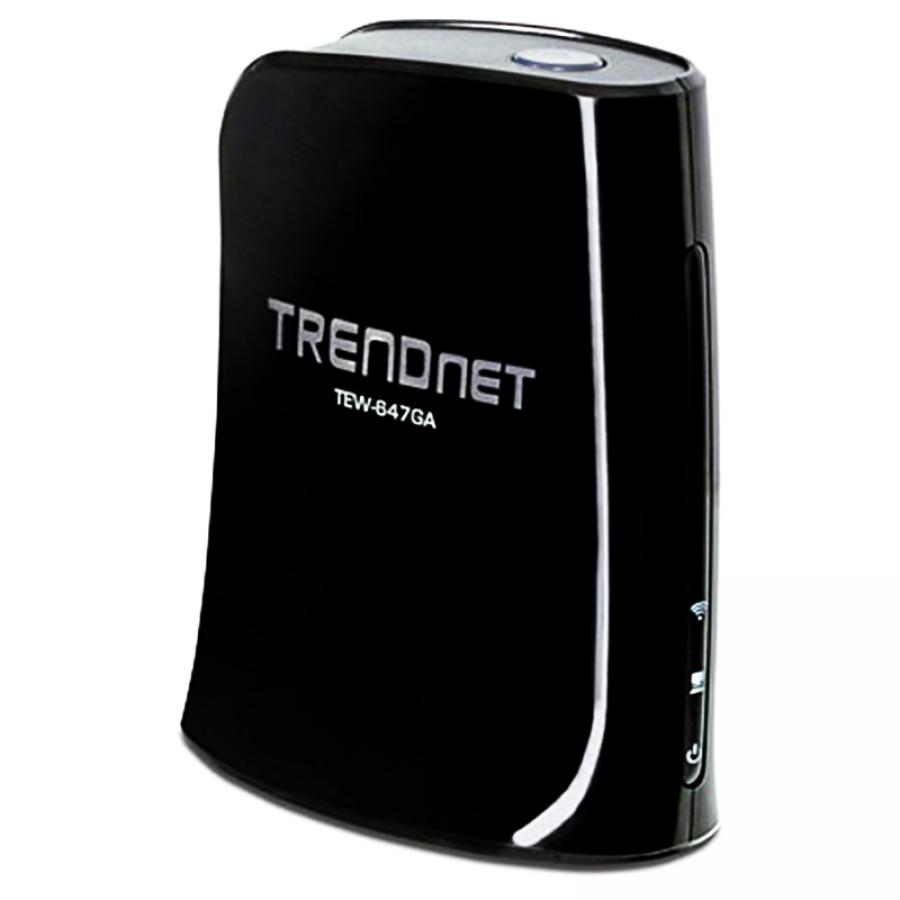 Trendnet N300 Wireless Gaming Adapter - Black