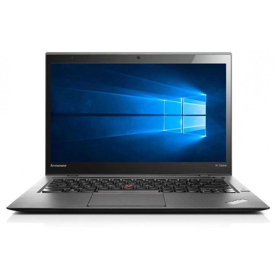 "Refurbished Lenovo ThinkPad X1 Carbon/i5-4300U/8GB RAM/256GB SSD/14""/Windows 10 Pro/B"