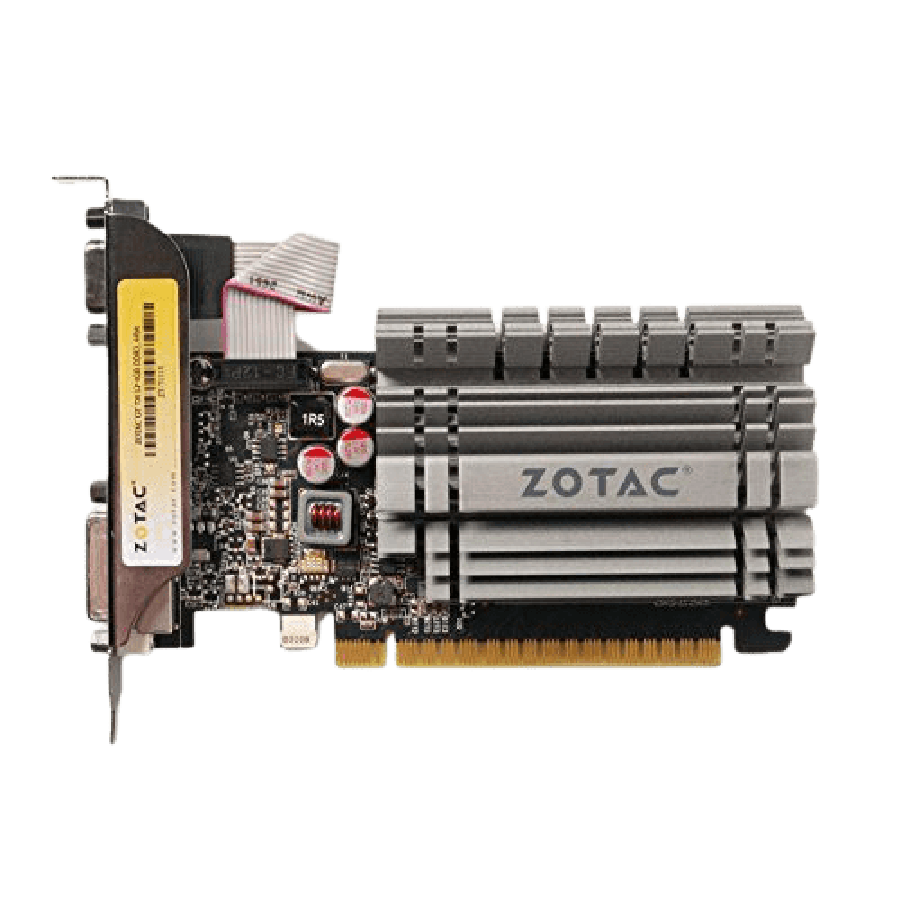 ZOTAC GeForce GT 730 Zone Edition 4GB DDR3 PCI Express 2.0 Graphics Card