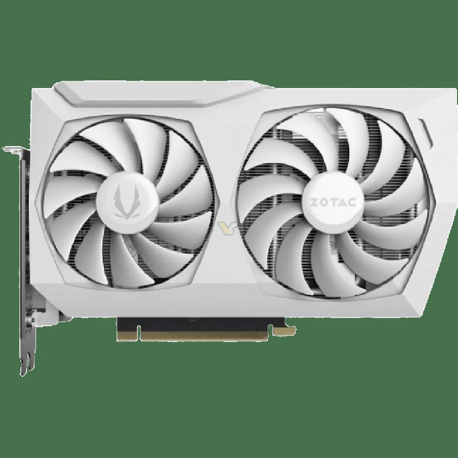 ZOTAC GeForce RTX 3070 Twin Edge OC White Edition 8GB GDDR6 Graphic Card