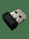 Dynamode WL-700N-RXS 150Mbps Nano 802.11n Wireless USB Adapter - Black