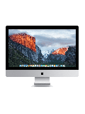 Refurbished Apple iMac 17,1/i7-6700K/8GB RAM/1TB Fusion Drive/AMD R9 M395/27-inch 5K RD/B (Late - 2015)