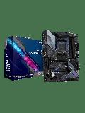 Asrock B550 EXTREME4, AMD B550, AM4, ATX, 4 DDR4, HDMI, XFire, 2.5GB LAN, PCIe4, RGB Lighting, M.2