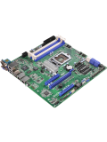 Asrock Rack E3C236D2I Server Board, Intel C236, 1151, Mini ITX, DDR4, Dual GB LAN, IPMI LAN, Serial Port