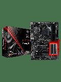 Asrock B450 GAMING K4, AMD B450, AM4, ATX, 4 DDR4, XFire, VGA, HDMI, DP, M.2