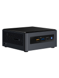 Intel NUC Slim Bean Canyon Barebone, i3-8109U, M.2 Slot, Wi-Fi, USB Type C Gen2, HDMI, SDXC, Iris Plus Graphics - No RAM/SSD/OS