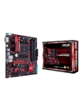 Asus Expedition A320M GAMING, AMD A320, AM4, Micro ATX, DDR4, DVI, HDMI, Non-stop Durability, RGB Lighting