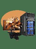 CK - Refurb Intel i5-2nd Gen/8GB RAM/500GB HDD/GeForce GTX 1050 2GB/Full Set Gaming PC/A