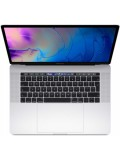 "Refurbished Apple MacBook Pro 15,1/i7-8750H/16GB RAM/256GB SSD/Touch Bar/555x/15"" RD/C (Mid-2018) Silver"