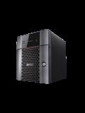 Buffalo 16TB TeraStation 3410DN Business Class NAS Drive, (4 x 4TB), RAID 0, 1, 5, 6, 10, JBOD, NovaBACKUP, Hot Swap