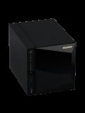 ASUSTOR AS4004T 4-Bay NAS Enclosure (No Drives), Dual Core 1.6GHz CPU, 2GB DRR4, 10G LAN, Hot Swap, USB 3.0