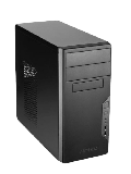 Antec VSK3000B, i3-6100, 4GB DDR4, 500GB, KB & Mouse, Windows 10 Pro