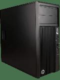 CK - Refurb HP Z230 Workstation Intel i5 4th Gen/16GB RAM/240GB SSD/DVD-RW/Windows 10 Home/A