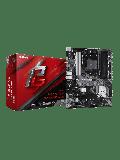 Asrock B550 PHANTOM GAMING 4/AC, AMD B550, AM4, ATX, 4 DDR4, HDMI, XFire, AC Wi-Fi, PCIe4, M.2