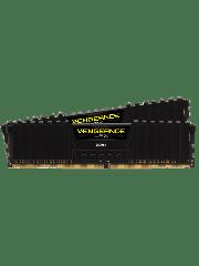 Brand New Corsair Vengeance 32GB Kit (2 X 16GB) PC4-28800 DDR4-3600MHz Non-ECC Unbuffered 288-Pin CL18 1.35V DIMM Memory