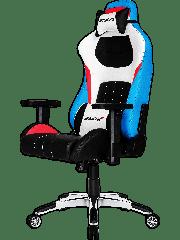 AKRacing Masters Series Premium Gaming Chair - Tricolour