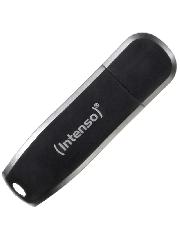 Intenso 64GB USB 3.0 Memory Pen Speed Line - Black