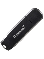 Intenso 128GB USB 3.0 Memory Pen Speed Line - Black