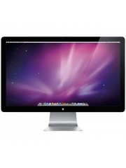 Refurbished Apple 27-inch TFT LCD/LED Cinema Display Monitor, A - Silver