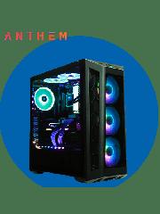CK - Ryzen 7 2700X, RX 590 Gaming PC