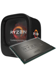 AMD Ryzen Threadripper 1900X, TR4, 3.8GHz (4.0 Turbo), 8-Core, 180W, 20MB Cache, 14nm, No Graphics, NO HEATSINK/FAN