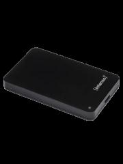 "Intenso 2TB Memory Case External Hard Drive, 2.5"", USB 3.0, Black"