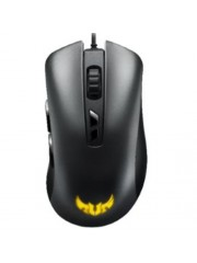 Asus TUF Gaming M3 Ergonomic Optical Gaming Mouse, 2000-7000 DPI, 7 Programmable Buttons, Durable Coating, RGB LED - Black