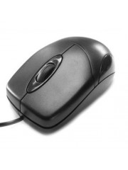 Spire Wired Optical USB Mouse1200DPI - Black
