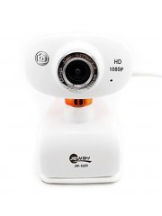 Jeway JW-5324 5.0MP 1080p HD Microphone Digital Webcam