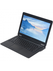 "Refurbished Dell Latitude E7250/i7-5600U/16GB RAM/240GB SSD/12.5""/Windows 10 Pro/A"