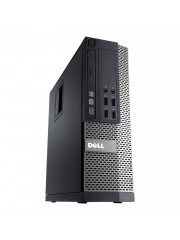 Refurbished Dell Optiplex 7010 Core i3-3220 3.30GHz SFF, 4GB RAM, 250GB HDD, B
