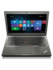 "Refurbished Lenovo ThinkPad X240/i5-4210U/4GB RAM/120GB SSD/12.5""/Windows 10 Pro/A"