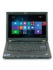 "Refurbished Lenovo ThinkPad T410i/i3-350M/2GB RAM/160GB HDD/14""/Windows 10 Pro/A"