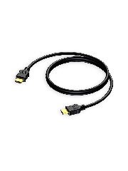 Spire 3-Metre HDMI 2.0 High Speed 4K UHD Support Gold Plated Connectors Cable - Black